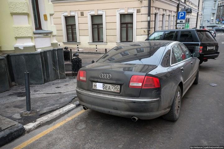 Московская парковочная инспекция в деле (22)