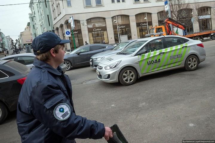 Московская парковочная инспекция в деле (33)
