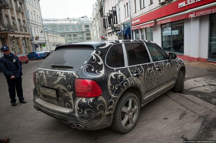 Московская парковочная инспекция в деле (39)