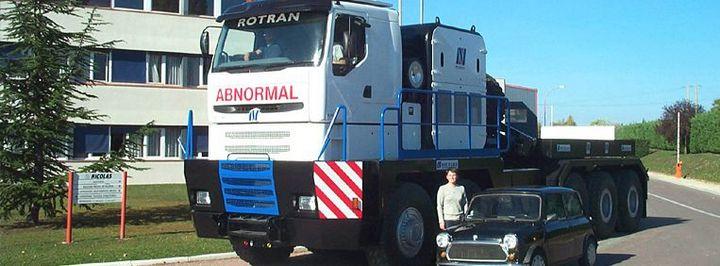 Nicolas Tractomas – самый большой и мощный тягач в мире (4)