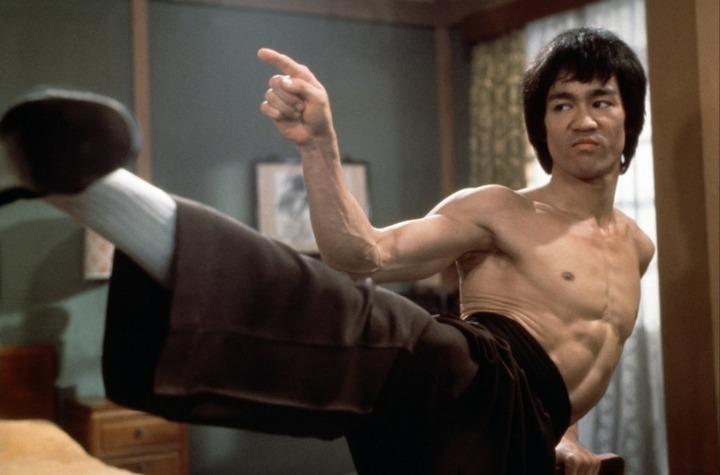 Невероятные способности Брюса Ли (2)