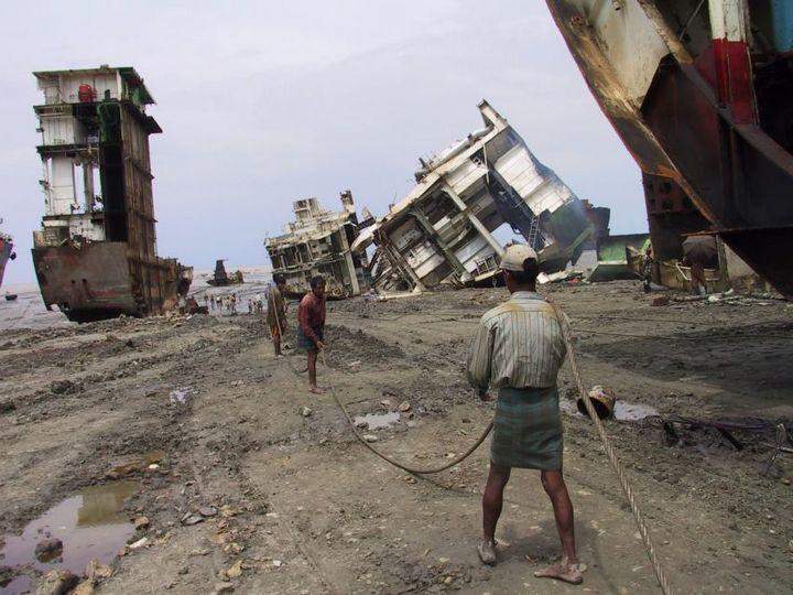 Где и как умирают корабли (1)