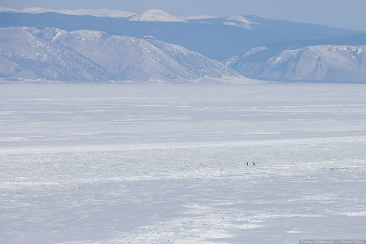 Красивые фотографии озера Байкал (28)
