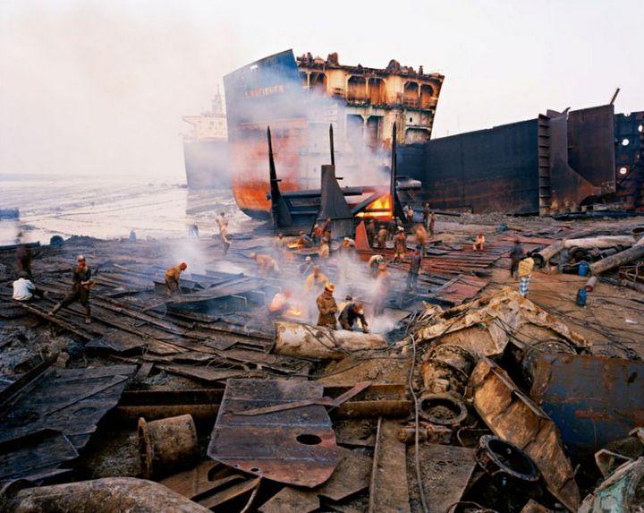 Где и как умирают корабли (2)