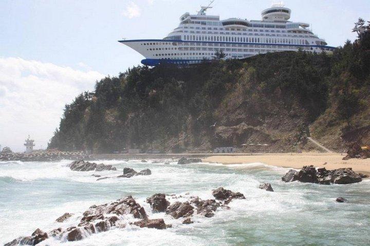 Корабль-отель Sun Cruise в Южной Корее (2)