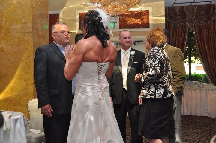 Свадьба бодибилдерши из Германии Gabrielle Hames (3)