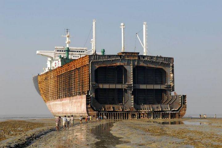 Где и как умирают корабли (6)