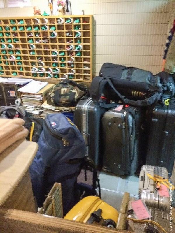 Японская капсульная гостиница или жизнь в коробке (6)
