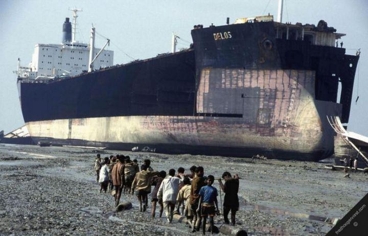 Где и как умирают корабли (7)