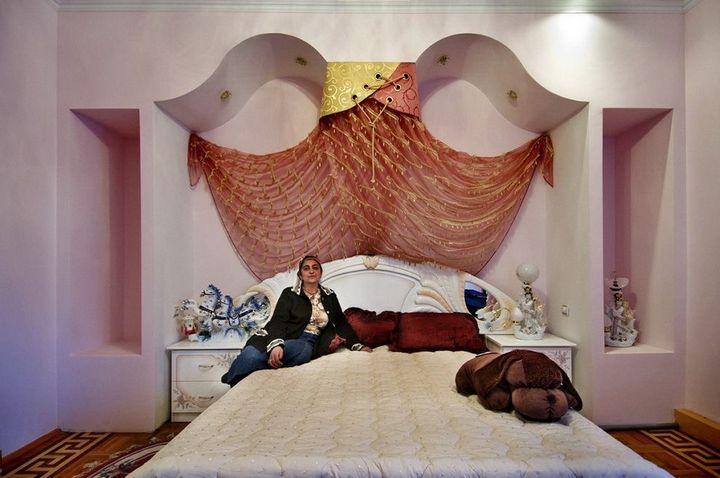 Как живут цыгане или интерьеры цыганских домов (7)