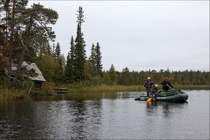 Отличная рыбалка с душевными фотографиями (9)
