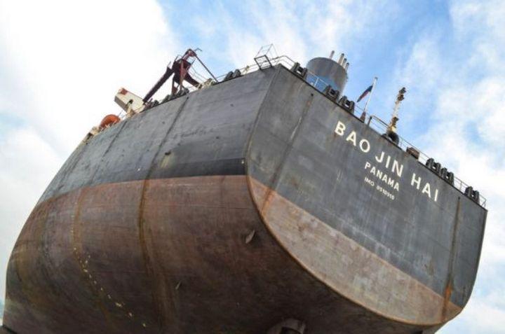 Где и как умирают корабли (9)