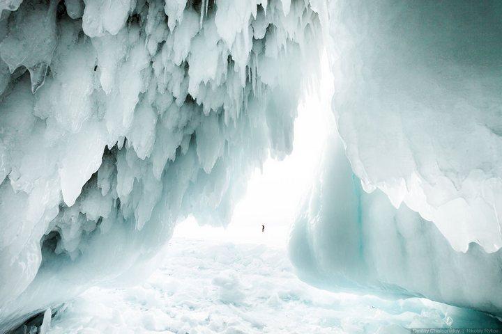Красивые фотографии озера Байкал (18)