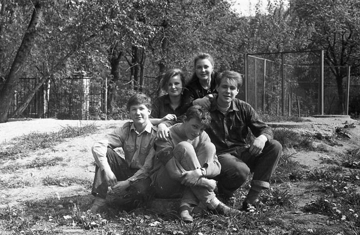 Ностальгия. Школа № 205, 1991 год (12)