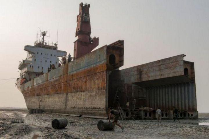 Где и как умирают корабли (12)