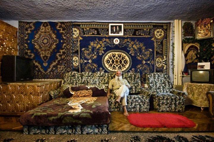 Как живут цыгане или интерьеры цыганских домов (3)