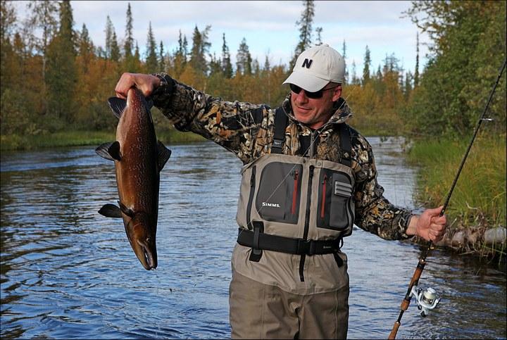 Отличная рыбалка с душевными фотографиями (13)