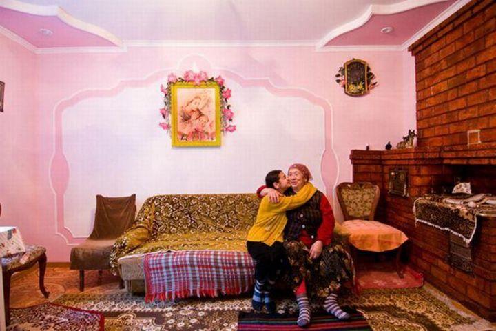 Как живут цыгане или интерьеры цыганских домов (2)
