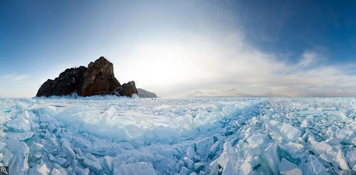 Красивые фотографии озера Байкал (16)
