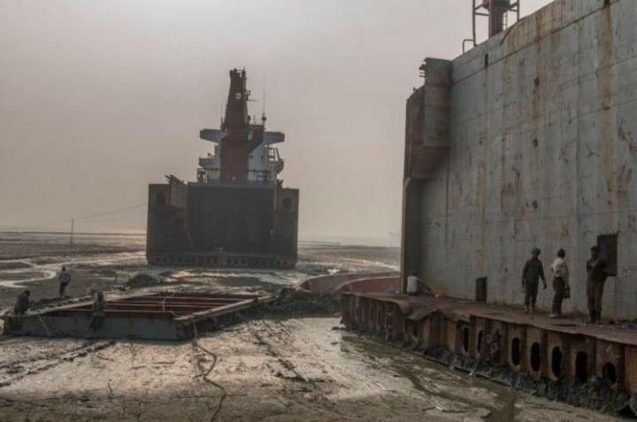 Где и как умирают корабли (14)