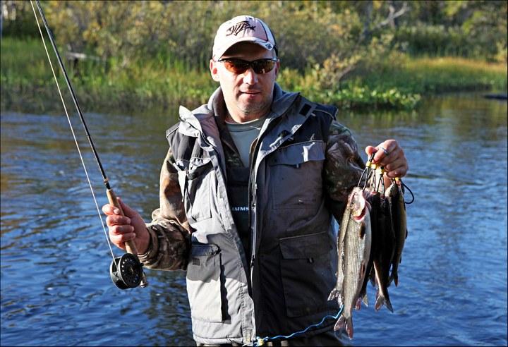 Отличная рыбалка с душевными фотографиями (17)