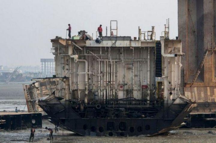 Где и как умирают корабли (18)