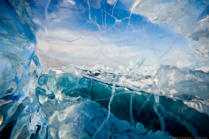 Красивые фотографии озера Байкал (11)