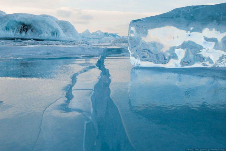 Красивые фотографии озера Байкал (6)