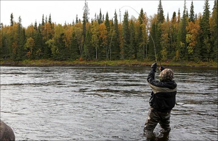 Отличная рыбалка с душевными фотографиями (35)