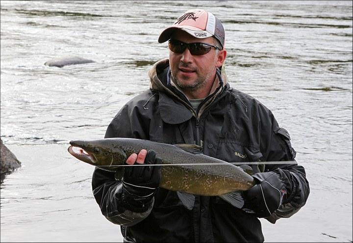 Отличная рыбалка с душевными фотографиями (36)
