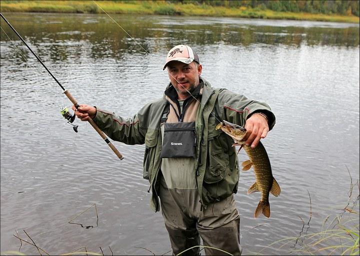 Отличная рыбалка с душевными фотографиями (51)