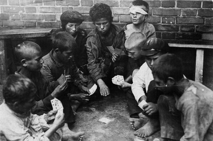 Беспризорники в России 1920-х годов (4)
