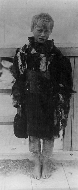 Беспризорники в России 1920-х годов (5)