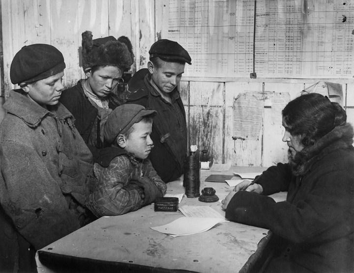 Беспризорники в России 1920-х годов (8)