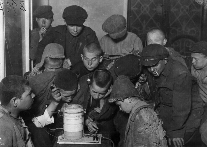 Беспризорники в России 1920-х годов (9)