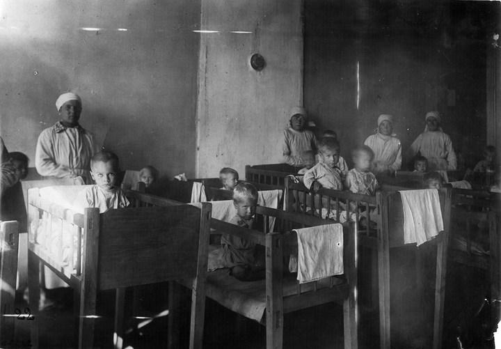 Беспризорники в России 1920-х годов (13)