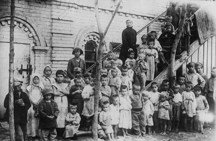 Беспризорники в России 1920-х годов (14)