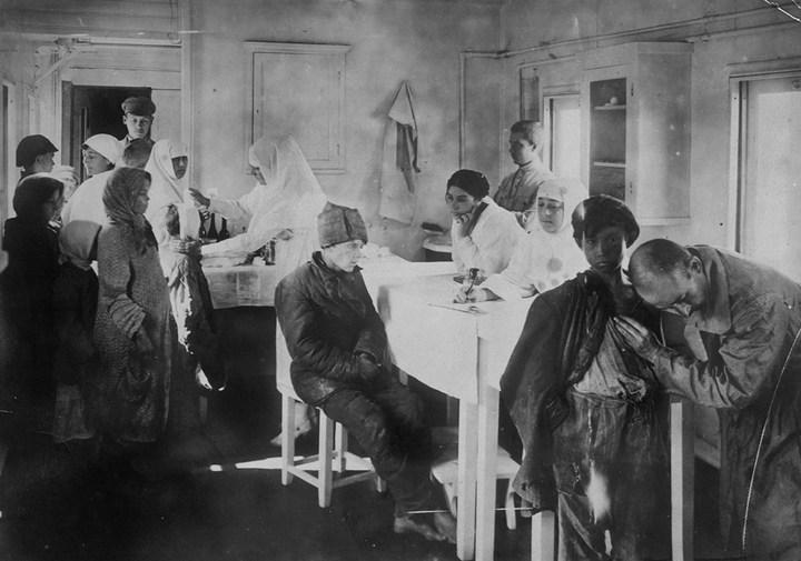 Беспризорники в России 1920-х годов (20)