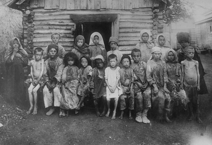 Беспризорники в России 1920-х годов (21)