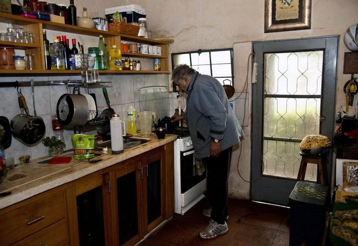 Как живет президент Уругвая (1)