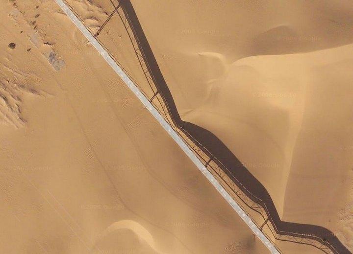 Самый длинный ленточный конвейер в мире (3)