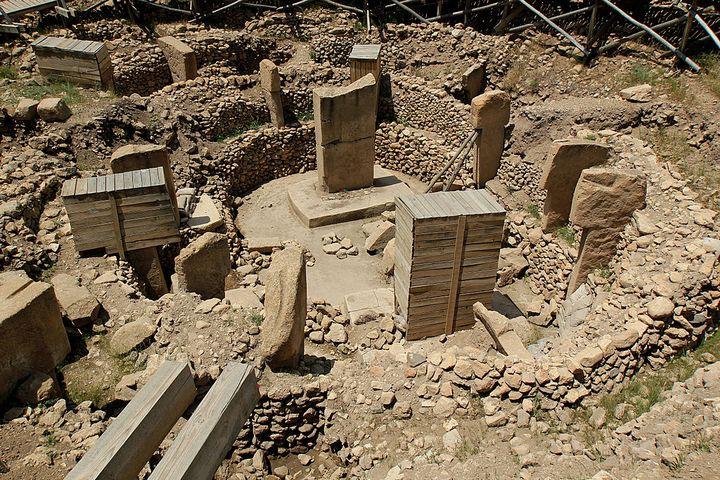 Гебекли-Тепе – одна из древнейших загадок человечества (6)