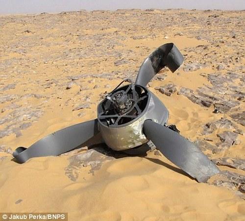 Cамолет времен Второй мировой Curtiss P-40D(E) Kittyhawk пролежал в Сахаре 70 лет (11)
