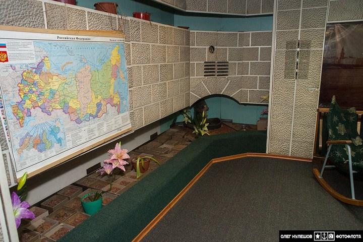"""Внутри подводной лодки """"Архангельск"""", проект 941 ТК-17 (11)"""