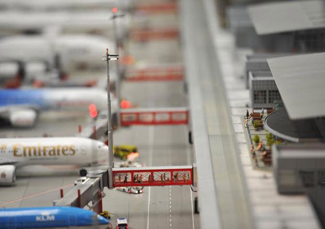 Самая большая модель аэропорта в мире (11)