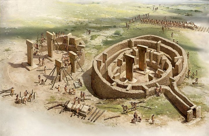 Гебекли-Тепе – одна из древнейших загадок человечества (2)