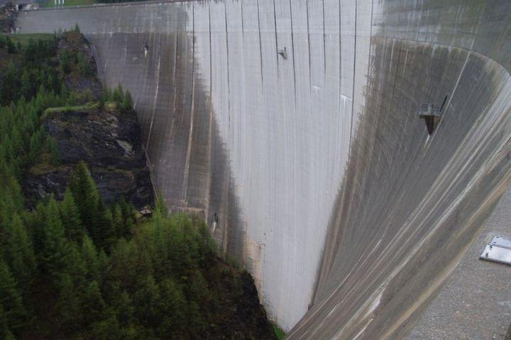 Самый большой в мире скалодром (6)