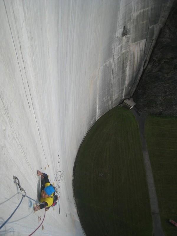Самый большой в мире скалодром (5)