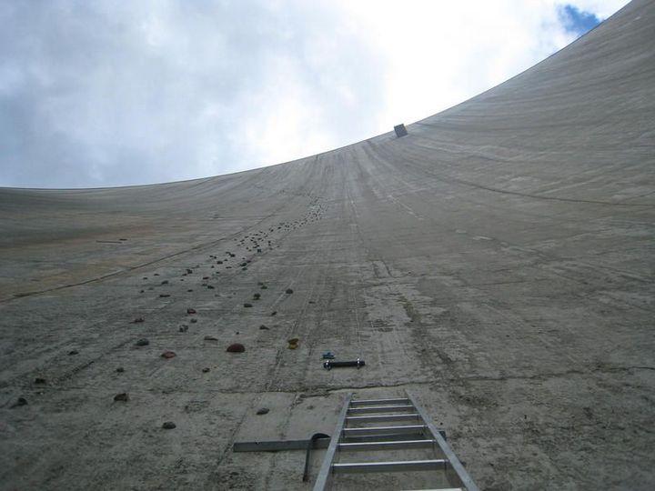 Самый большой в мире скалодром (3)