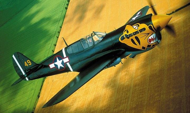 Cамолет времен Второй мировой Curtiss P-40D(E) Kittyhawk пролежал в Сахаре 70 лет (17)